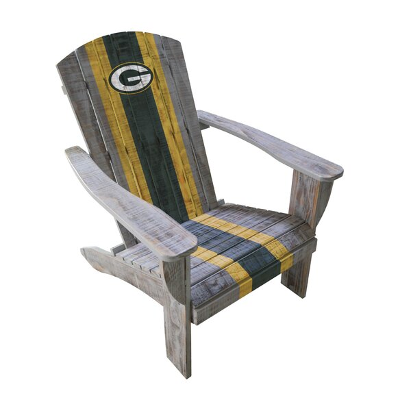 NFL Wood Adirondack Chair by Imperial International