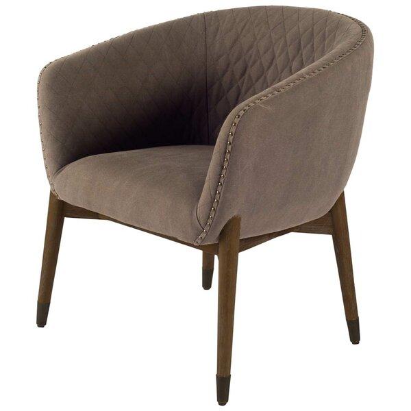 Beauregard Barrel Chair by Foundry Select