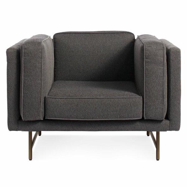 Bank Armchair By Blu Dot