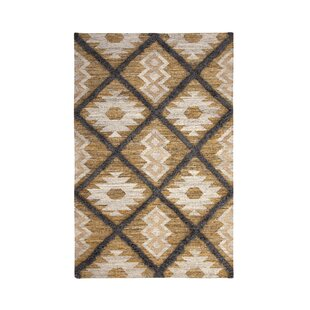 Looking for Addison Avenue Hand Woven Wool Yellow/Ivory Area Rug ByFoundry Select