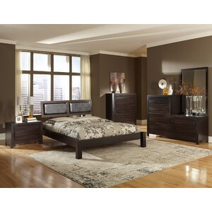 Danika Panel Configurable Bedroom Set