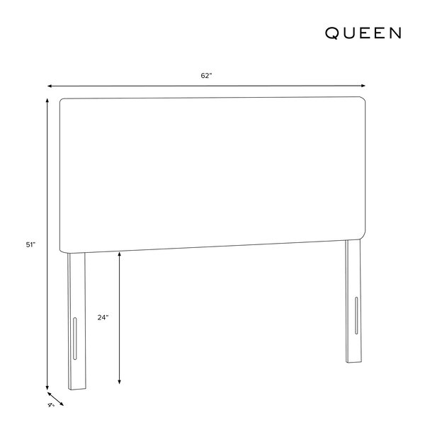 Belchers Upholstered Panel Headboard by Ebern Designs Ebern Designs