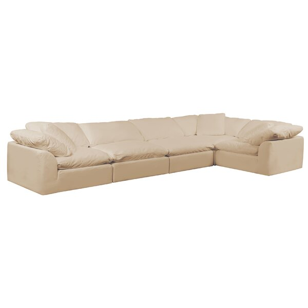 Review Caitlynne Modular With Ottoman