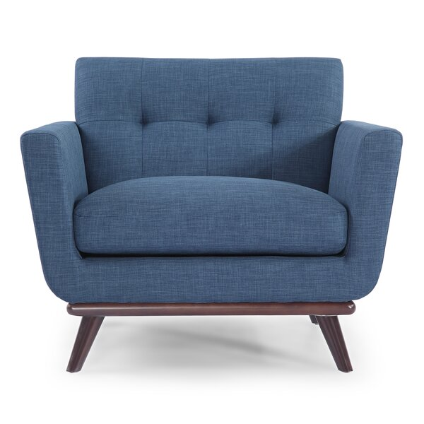 Luther Armchair by Corrigan Studio