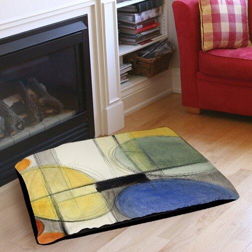 Very Retro Indoor/Outdoor Pet Bed by Manual Woodworkers & Weavers