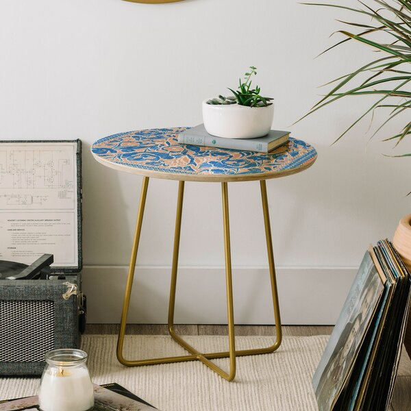 Gabriela Fuente Hilmar End Table by East Urban Home East Urban Home