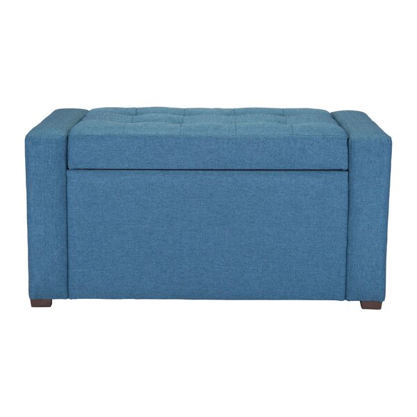 Union City Upholstered Storage Bench by Ivy Bronx