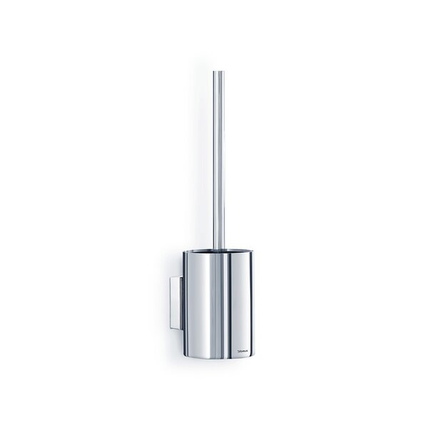 Nexio Wall Mounted Toilet Brush and Holder by BlomusNexio Wall Mounted Toilet Brush and Holder by Blomus