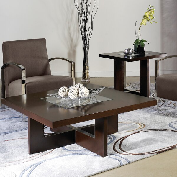 Bridget 3 Piece Coffee Table Set by Allan Copley Designs Allan Copley Designs