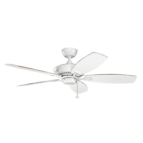 52 Princeton 5-Blade Ceiling Fan by Andover Mills