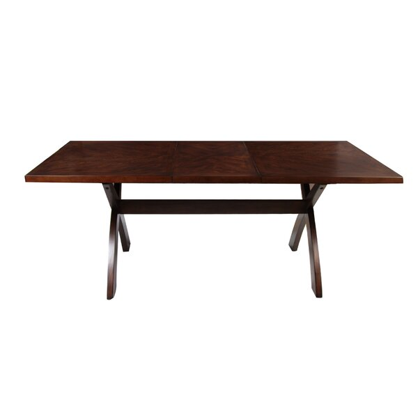 Wellington Extendable Dining Table by Hokku Designs