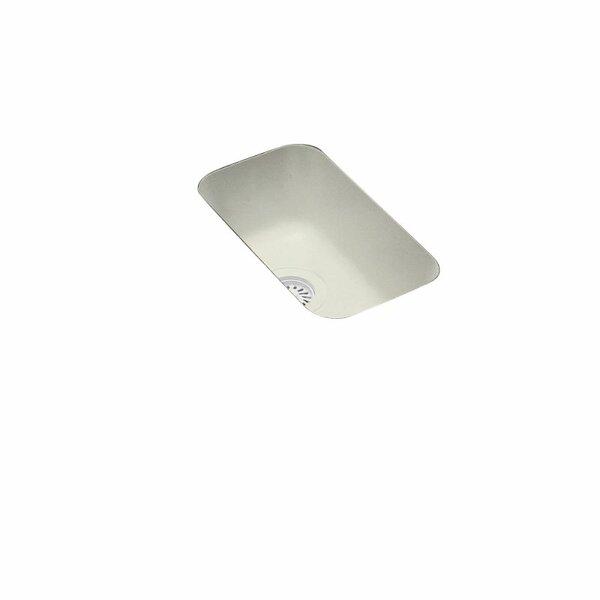 Solid Surface 11 x 17.75 Undermount Kitchen Sink