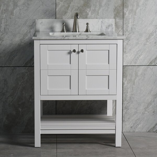 Espalda 30 Single Sink Bathroom Vanity by Canora Grey