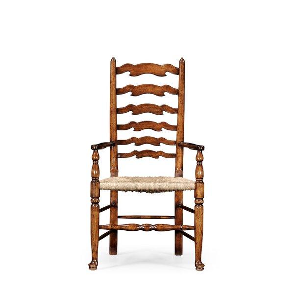 Jonathan Charles Fine Furniture Ladder Back Dining Chair Wayfair