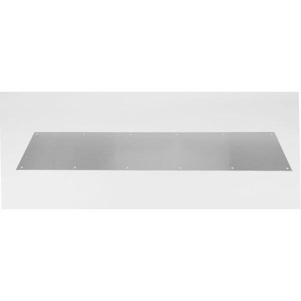 """SATIN ALUMINIUM KICK PLATE 30/"""" x 6/"""" Bottom Door Metal Kicking Push Protection"""