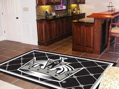 NHL - Los Angeles Kings 5x8 Doormat by FANMATS