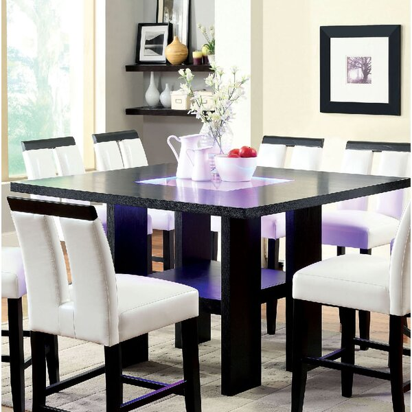 Kristina 7 Piece Pub Table Set By Orren Ellis Discount