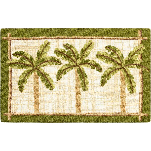 Rockville Green Area Rug by Bay Isle Home