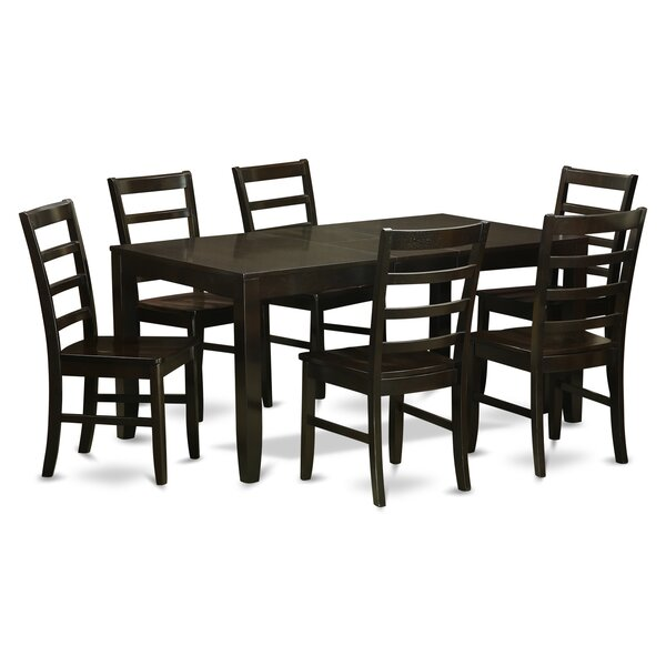 Lynfield 7 Piece Dining Set by East West Furniture