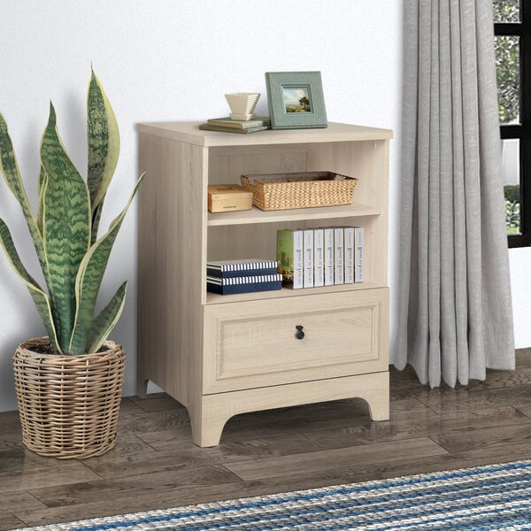 Alysia 1 Drawer Accent Chest By Highland Dunes