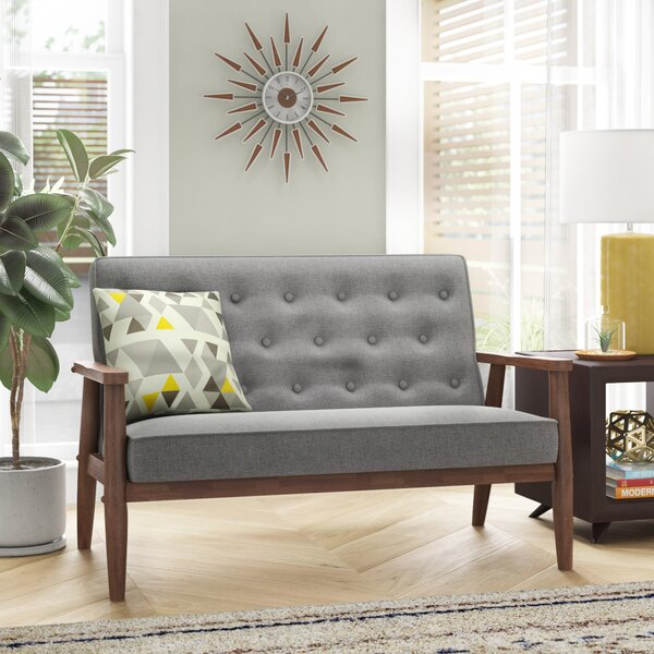 Zoee Loveseat by Zipcode Design
