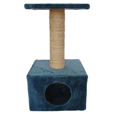 23 Sisal Cat Scratching Post and Condo by YML