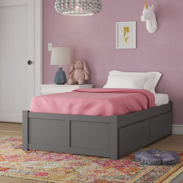 Bolick Platform Bed with Drawers by Isabelle & Max