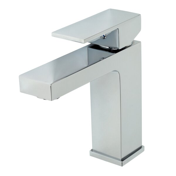 Icon Square Handle Lavatory Single Hole Bathroom Faucet