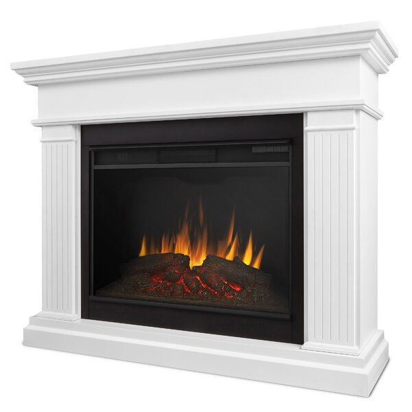 Kennedy Grand Electric Fireplace by Real Flame