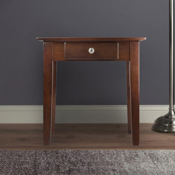 Dax End Table by Andover Mills