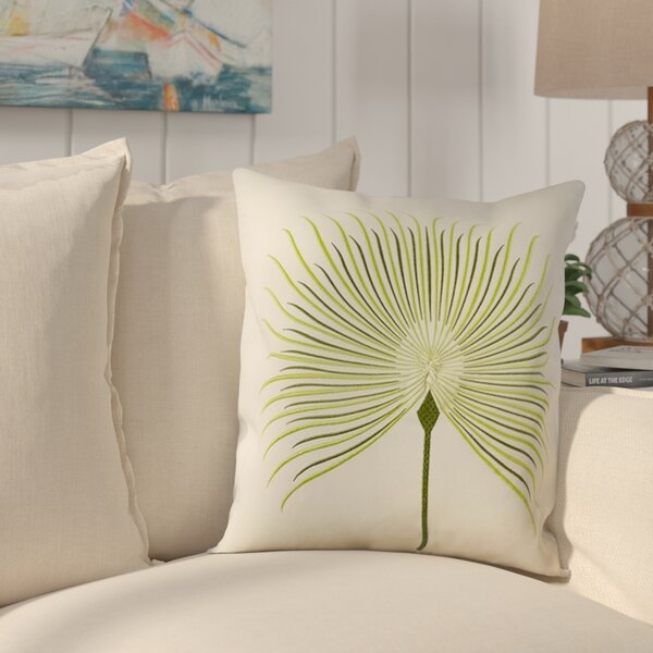 Salvo Verte Indoor/Outdoor Throw Pillow (Set of 2) by Bay Isle Home