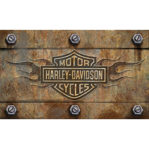 Harley-Davidson® Mat by Evergreen Enterprises, Inc