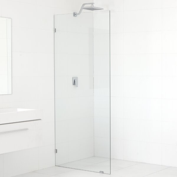 31.5 x 78 Frameless Fixed Glass Panel by Glass Warehouse