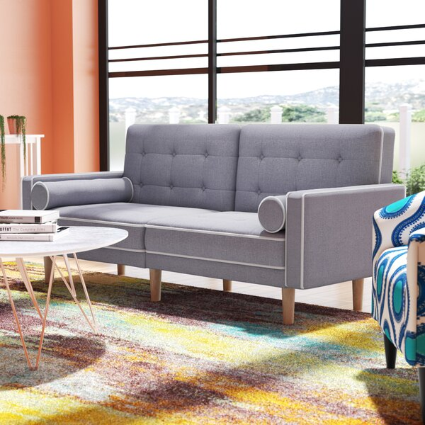 Elvie Convertible Sofa by Ebern Designs