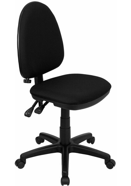 Krull Mid-Back Swivel Office Chair by Symple Stuff