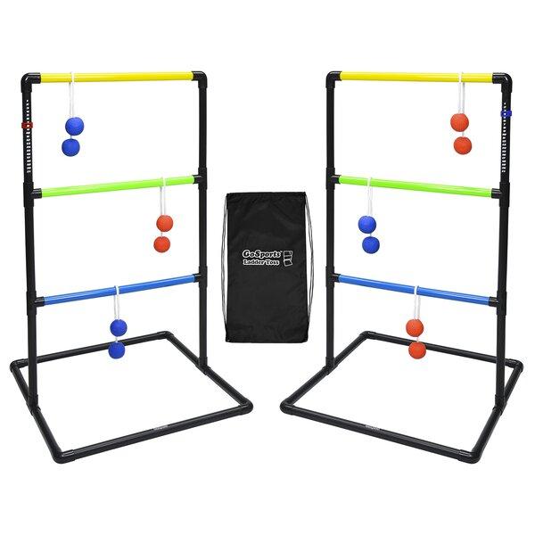 Standard Ladder Toss 9 Piece Game Set by GoSports