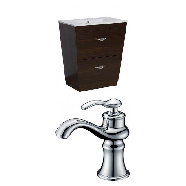 Dudelange 30 Single Bathroom Vanity Set by Royal Purple Bath Kitchen