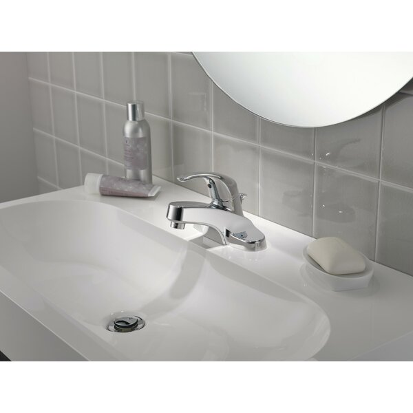 Wall Mounted Bathroom Faucet With Drain Assembly By Peerless Faucets