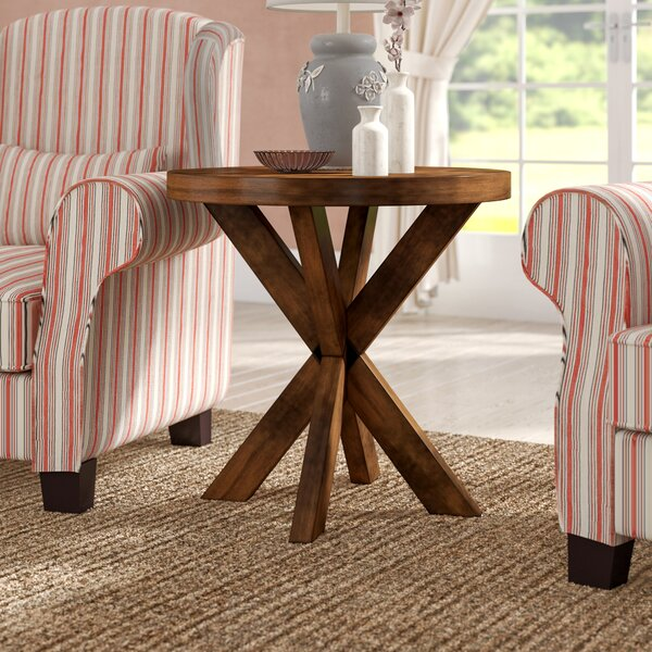 Shirlee End Table by Latitude Run