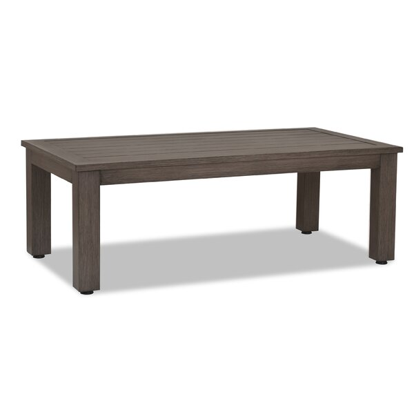 Laguna Metal Coffee Table by Sunset West Sunset West