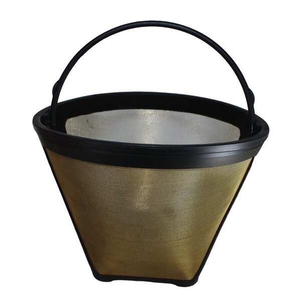 Zojirushi 4 Cup Gold Tone Coffee Filter by Crucial