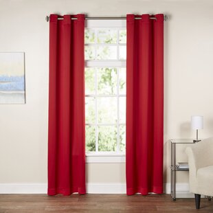 Red Curtains Drapes Youll Love
