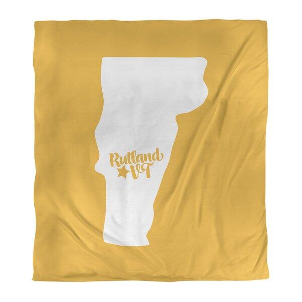 Rutland Vermont Single Reversible Duvet Cover
