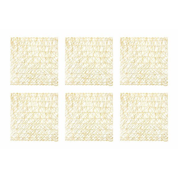 Kugler Kitchen 16 Placemat (Set of 6) by Mercer41