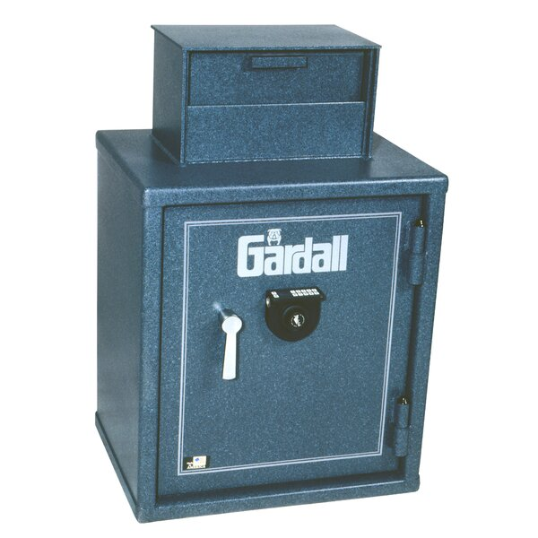 Medium Wide Body Commercial Register Tray Safes by Gardall Safe Corporation