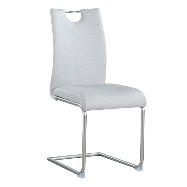 Brinson Upholstered Dining Chair (Set of 4) by Orren Ellis