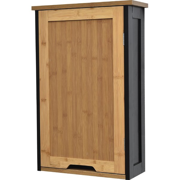 Phuket 15.7 W x 24.2 H Wall Mounted Cabinet by Evideco