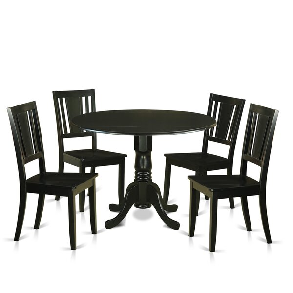 Sosa 5 Piece Dining Set by Charlton Home Charlton Home