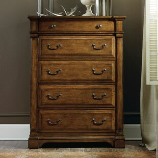 Tynecastle 5 Drawer Chest By Hooker Furniture