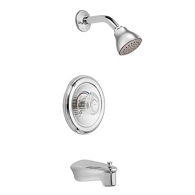 Legend Diverter Shower and Tub Shower Faucet Trim by Moen